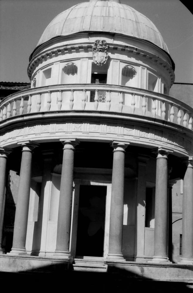 29 Rome Bramante Montorio