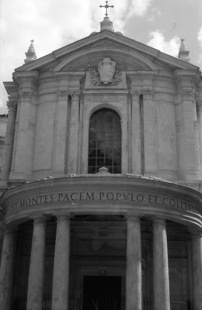 32 Rome Montes Pacem Populo