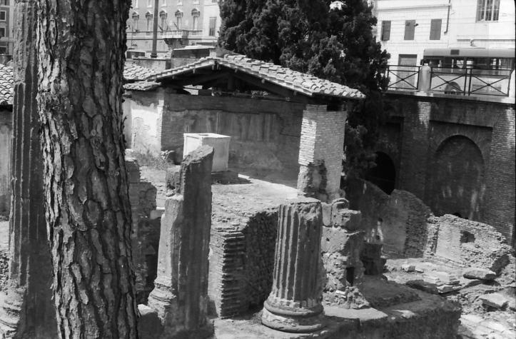 30 Rome ruins columns