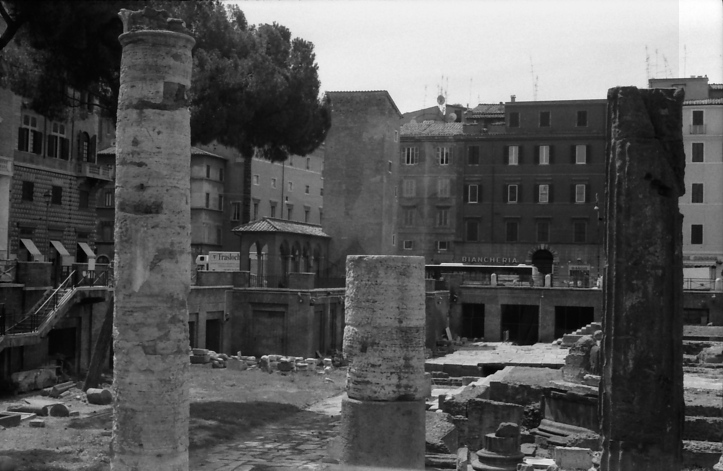 28 Rome ruins columns