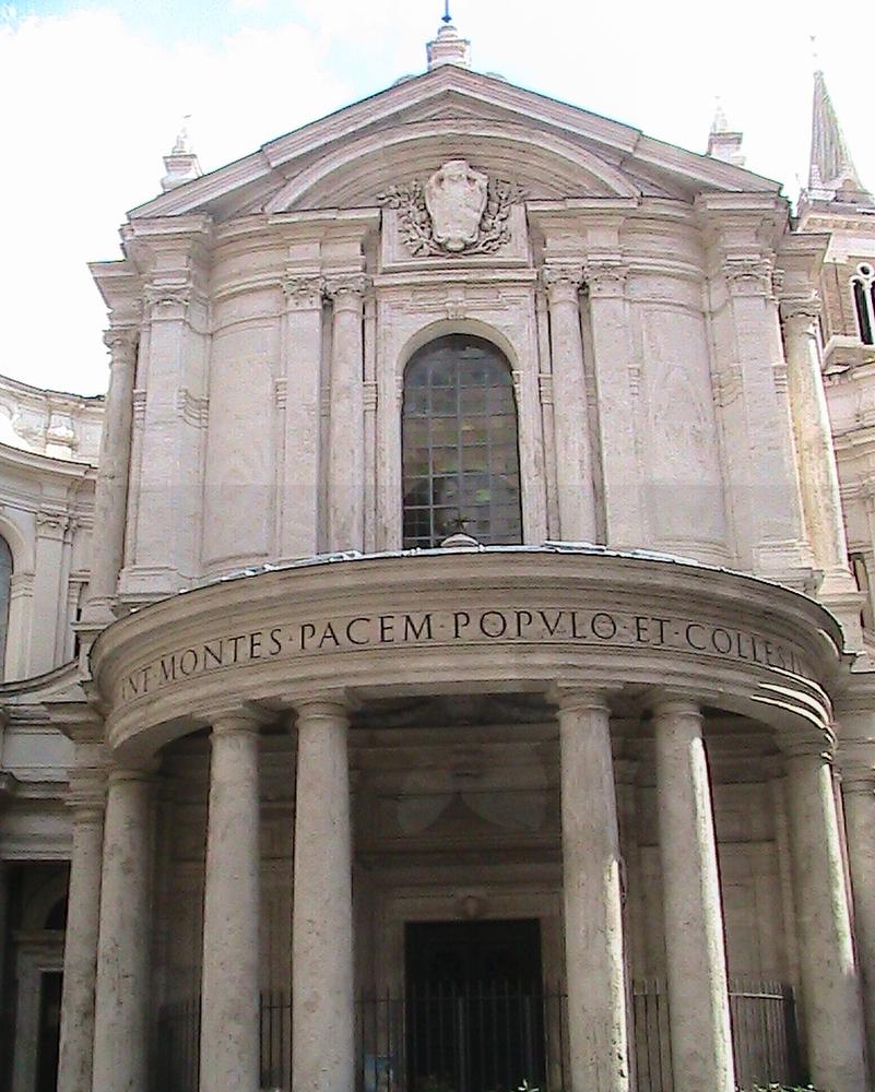 131 Rome St Monest Pacem Populo